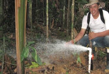 Acueductos rurales en Colombia