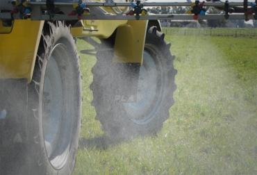 aplicación agroquímicos