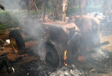 Atentado contra palmicultores Meta