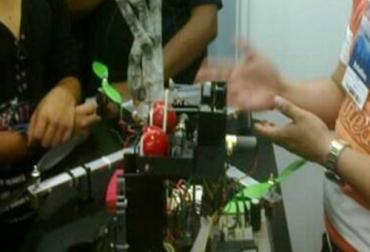 Bogotá robótica también mira al agro