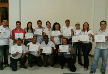 Certificaciones Global G.A.P. Colombia