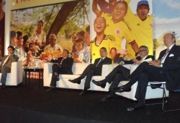 Congreso Agrario Nacional, Colombia