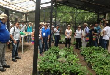 extensionistas rurales colombia