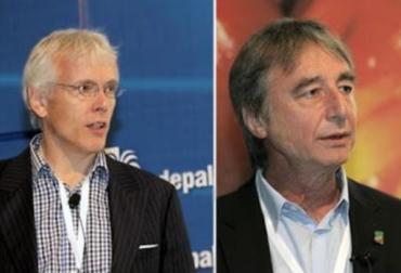 André Drenth y David Guest