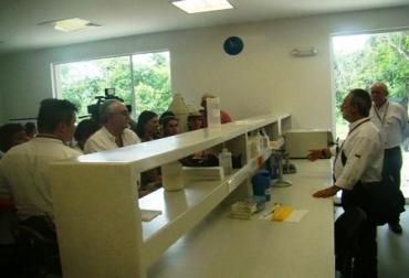 Módulo de biotecnología de Cenipalma