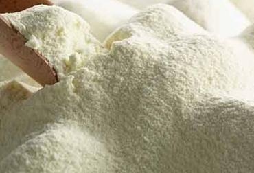 Importaciones de leche en Polvo