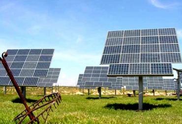 Paneles solares en Sudamérica
