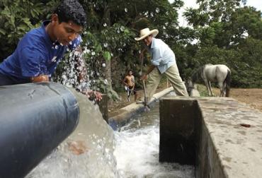 Manejo de recursos hídricos en el planeta