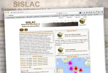 Sistema de Información de Suelos de Latinoamérica, Sislac