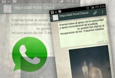 Seguridad en Cauca