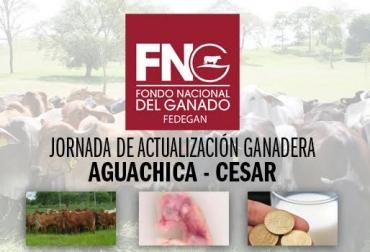 Jornada de Actualización Ganadera en Aguachica