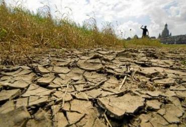 Valle del Cauca, Sequía, Ola de calor, efectos del fenómeno de El Niño