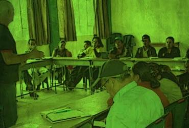 Estudiantes maestría Colombia