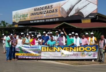 Ganaderos de Vichada visitan el Meta, productores de Vichada participaron en la primera Gira Técnica al Meta, proyecto de la Gobernación de Vichada enfocado a la ganadería
