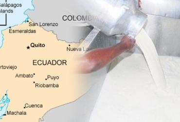 Contrabando de leche desde Ecuador hacia Nariño, preocupación en el sector ganadero de Cumbal por cuenta del contrabando de leche, productores de leche de Cumbal afectados por contrabando y verano