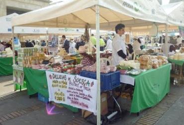 Mercados campesinos en Bogotá