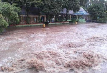 Río Ariari emergencia Colombia