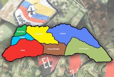 conflicto armado, ELN en Arauca, Farc en Arauca, extorsión en Arauca, Ganaderos de Arauca, comerciantes y empresarios de Arauca, sector ganadero afectado por el conflicto, CONtexto ganadero.