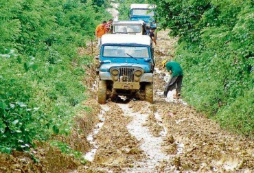 vías terciarias en Colombia, mal estado de las vías terciarias, invierno afecta vías, dificultad para movilizar animales, ganadero de Colombia, CONtexto ganadero