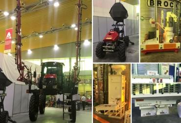 Agroexpo Caribe 2016, muestra comercial, maquinaria del campo, bancos de maquinaria, maquinaria para el agro, máquinas innovadoras, CONtexto ganadero