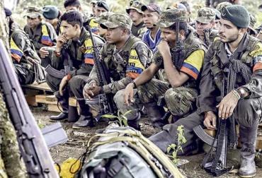 reclutamiento de las Farc en Guaviare, reclutamient forzado, preocupación de ganaderos de Guaviare, jóvenes de San José del Guaviare, CONtexto ganadero