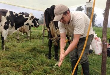 Caldas, ganaderos de caldas, producción lechera en caldas, lechería de caldas, proyecto en favor de los lecheros de caldas, Secretaría de Agricultura de Caldas, Cooperativa Láctea y Agropecuaria de Caldas Coolagro, Coolagro Caldas, CONtexto ganadero, ganadería colombia