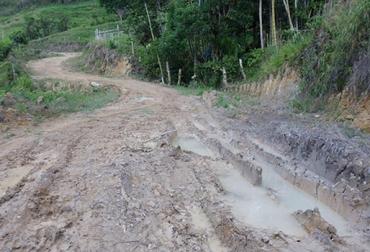 Vías terciarias, vías terciarias Colombia, vias terciarias inversión, cifras vias terciarias, vias terciarias ganadería, CONtexto ganadero