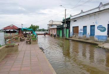inundaciones en Ayapel, invierno en Ayapel, desbordamiento del río Cauca, ganaderos de Ayapel, inundaciones en zona rural de Ayapel, alerta en Ayapel por invierno, CONtexto ganadero