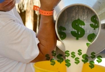 precio de la leche, problemáticas del sector lechero, Lecheros de Colombia, CONtexto ganadero