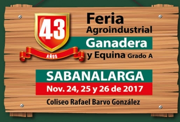 Feria ganadera, Sabanalarga-Atlántico, cierre inscripciones, brahman, gyr, búfalos, criollos, concursos lecheros de doble propósito y gyr, CONtexto Gandero, noticias d ganadería colombiana.
