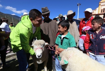 Ganadería, ganadería colombia, noticias ganaderas, noticias ganaderas colombia, CONtexto ganadero, agroexpo, agroexpo 2019, boyacá, productores ovinos de boyacá, productores caprinos de boyacá, gobernación de boyacá, apoyo producción ovina boyacá,