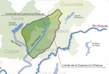 Proyecto Río Checua, río Checua Cundinamarca, CAR, Corporación Autónoma Regional de Cundinamarca, Proyecto Checua Procas, Primer Seminario Nacional de Conservación de Suelo y Agua en Sistemas Agropecuarios, Estrategia de mitigación y adaptación al cambio climático, Conservación Suelo, Conservación Agua, pastoreo voisin, silvopastoreo, Universidad Nacional de Colombia, CONtexto ganadero, ganaderos colombia, noticias ganaderas colombia