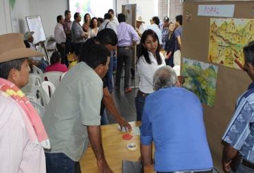 Bancos forrajeros en Colombia