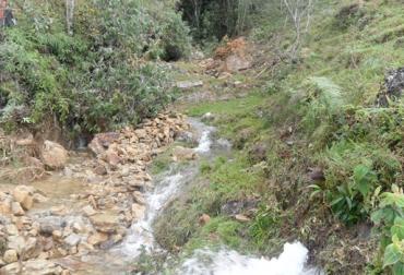 Cambio climático en Antioquia
