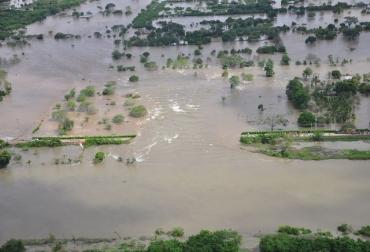 La construcción de un dique, supera en costos los $600.000.