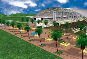 Coliseo de Ferias Valledupar