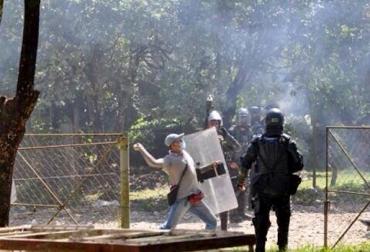 protestas en Catatumbo