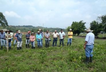 Día de campo Popayán