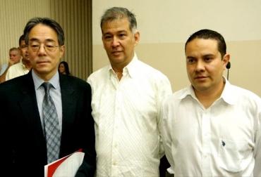 Wang Xiaoyuan, embajador de China en Colombia.