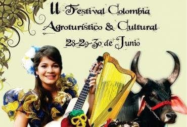II Festival Colombia Agroturístico y Cultural