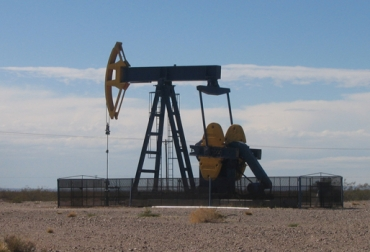 Explotación petrolera en Meta