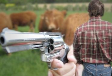 Extorsión a ganaderos