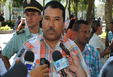 Gobernador de Arauca, Facundo Castillo Cisneros