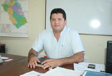Secretario de Desarrollo Económico, Medio Ambiente y Turismo de Yopal, Helver Rincón Bohórquez