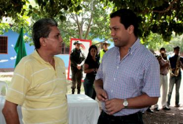 hostigamientos de las FARC en Cesar