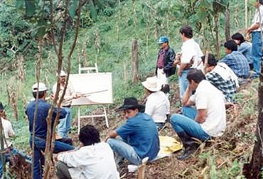 Asistencia Técnica Directa Rural en Antioquia.