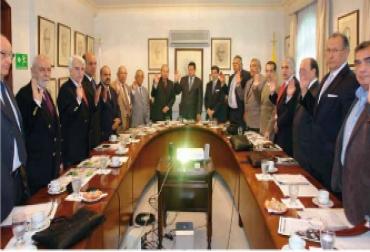 La Junta directiva de Fedegán, elegida en 2010, ha tenido varios cambios en los últimos días