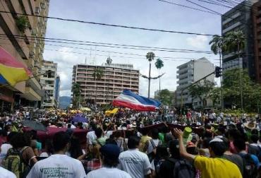 Marcha carnaval Tolima