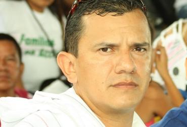 Ricardo Mateus Morales, secretario de Agricultura Departamental de Putumayo.