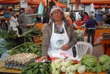 mercados campesinos colombia